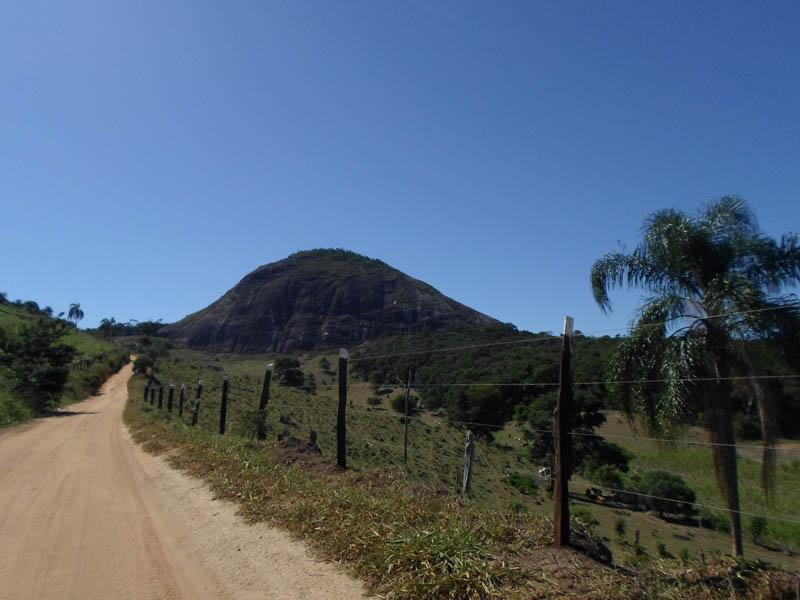 Mineração Corcovado, No Município De Ponto Dos Volantes-MG