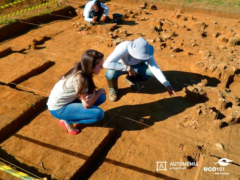 Licenciamento Arqueológico Da Região De Viana – ES