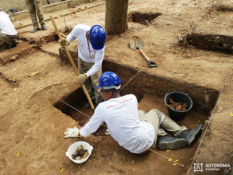 Autonomia Arqueologia Inicia Resgate Arqueológico No Jardim Zoológico Do Rio De Janeiro