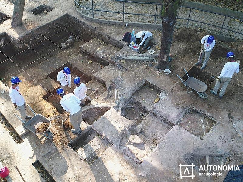 Resgate Arqueológico No Jardim Zoológico Do Rio Completa 30 Dias.