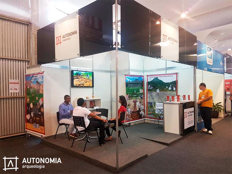 Autonomia Arqueologia Participa Da Vitória Stone Fair